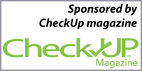 CHECK UP MAGAZINE PUBLISHING INC Logo